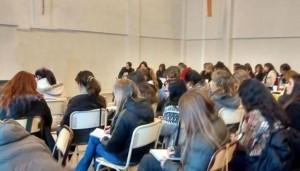 Jornadas de capacitación para concurso de ascenso docente
