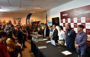 Noche de premiación para la Federación Sanjuanina de Natación