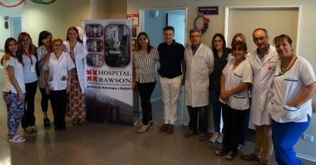 Importantes Jornadas de Diálisis en el Hospital Rawson