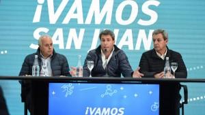 """Uñac tras los comicios: """"Los sanjuaninos han ratificado el 'modelo San Juan'"""""""