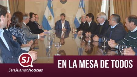 En la mesa de todos   #SanJuanEnNoticias