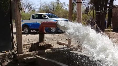 En febrero reactivarán baterías de pozos para combatir la sequía