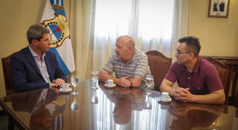 """El secretario general de AOMA aseguró que """"la minería en San Juan goza de buena salud"""""""