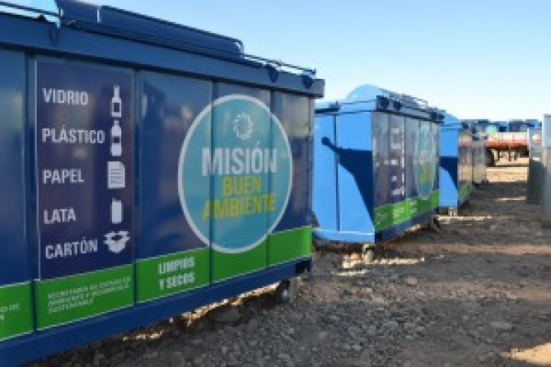 San Juan trabaja para optimizar la gestión integral de residuos