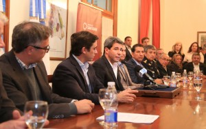 Se lanzó la Semana de la Seguridad Vial en la provincia