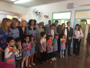 Escuela sanjuanina lleva el nombre de la especialista en Educación Infantil Patricia Sarlé