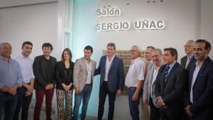 La Federación Ciclista Sanjuanina inauguró su SUM y la Vuelta a San Juan ya comienza a palpitarse