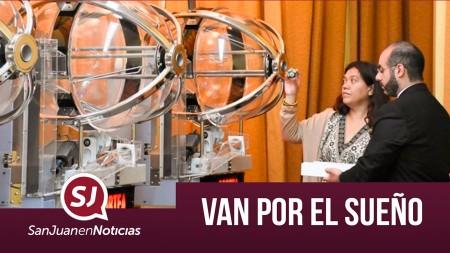 Van por el sueño | #SanJuanEnNoticias