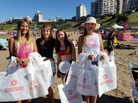 Con entretenimientos y premios, San Juan se promociona en Mar del Plata y Córdoba
