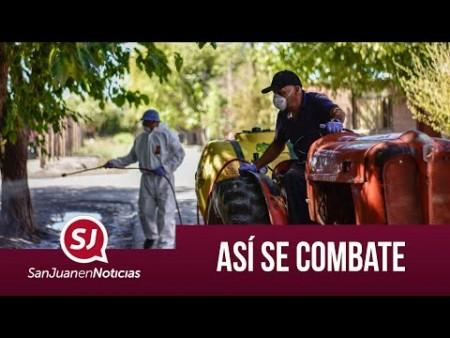 Así se combate | #SanJuanEnNoticias