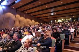 Con gran presencia de público se desarrolló el II Seminario de Emprendedores