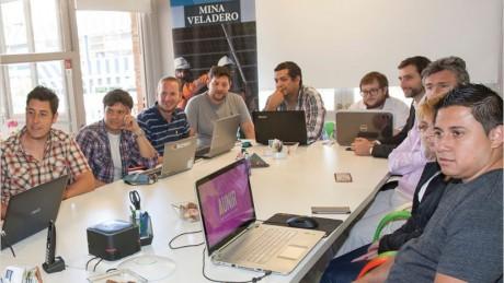 Avanzan las ideas planteadas en el hackathon minero
