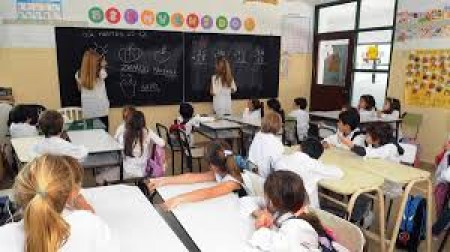 La actividad escolar es normal ante la alerta de viento Zonda