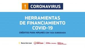 Herramientas de financiamiento Covid-19: Créditos para pymes con tasa subsidiada