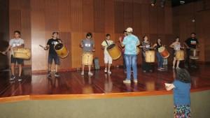 FNS: 142 percusionistas y vientistas fueron seleccionados para el Carrusel 2020