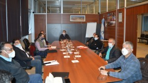 El sector minero se reunió para coordinar acciones conjuntas ante la pandemia de COVID-19