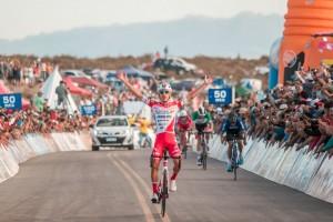 Miguel Florez se quedó con la etapa reina; Evenepoel sigue mandando en la General