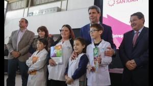 Se logró avanzar en la mejora de la calidad educativa en San Juan