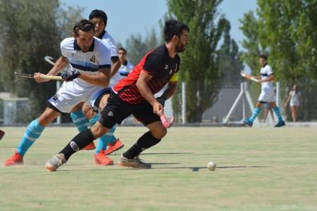Partido entre Universidad y Lomas de Rivadavia.