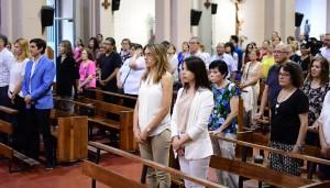 MinGob, presente en los 40 años de la Catedral de San Juan