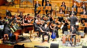 Gran reconocimiento: la Orquesta Sinfónica de la UNSJ y Vitale, nominados en los premios Gardel