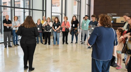 Verano 2020: El Teatro del Bicentenario renueva el horario de Visitas Guiadas