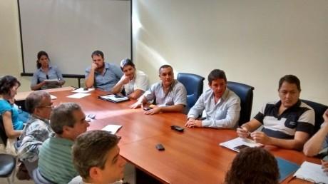 Primera reunión del año de la Mesa Apícola Provincial