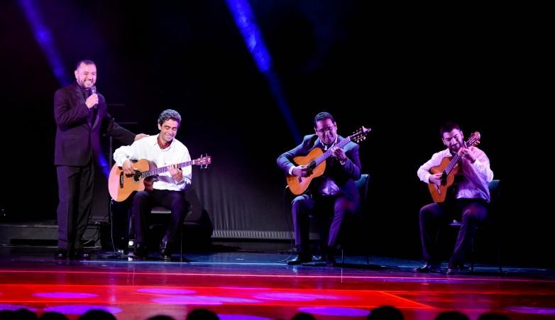 Hermanos, el show que une el tango y el folclore