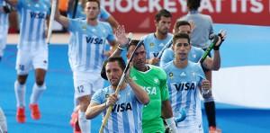 Agustín Bugallo fue titular ante Holanda