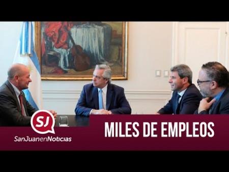 Miles de empleos | #SanJuanEnNoticias