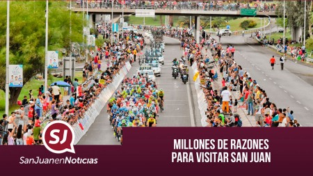 Millones de razones para visitar San Juan | #SanJuanEnNoticias