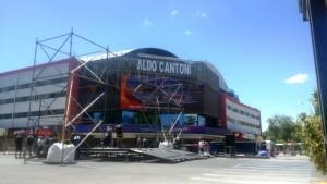 El SARR se pone en marcha este jueves desde el Estadio Aldo Cantoni