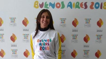 Fernanda Illanes espera con ansiedad su debut el domingo en los Juegos Olímpicos de la Juventud