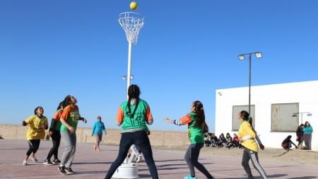 San Juan continúa disfrutando de los Juegos Intercolegiales