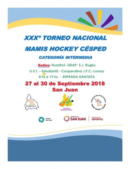 La 30° edición del Torneo Nacional de Mamis se pone en marcha