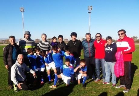 El rugby infantil vivió una  jornada inolvidable en San Juan