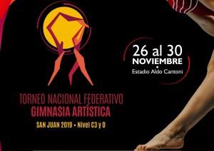 Más de mil gimnastas participaran del federativo en el Cantoni