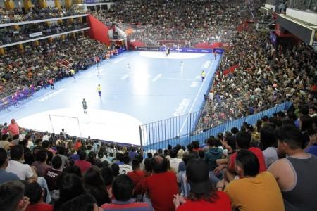 Más de 6 mil almas vibraron con el futsal en el Cantoni
