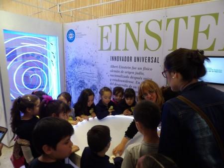 """Más de 22 mil sanjuaninos visitaron la muestra """"Estamos de Ciencia"""" en sólo una semana"""