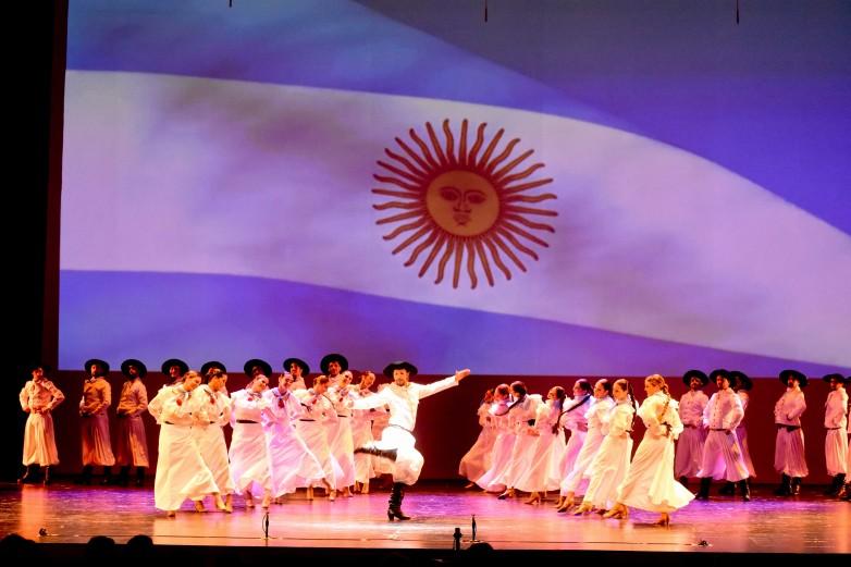 Reviví el espectáculo de la Gala Patria en el Teatro del Bicentenario