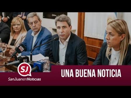 Una buena noticia   #SanJuanEnNoticias