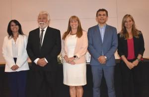 La ministra Venerando puso en funciones al nuevo Directorio del Hospital Marcial Quiroga