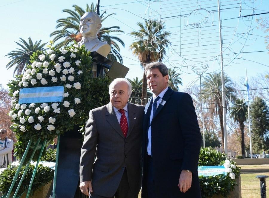 Acto por el 43º Aniversario del Fallecimiento de Juan Domingo Perón