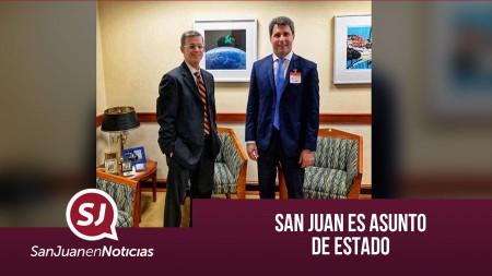 San Juan es asunto de Estado | #SanJuanEnNoticias