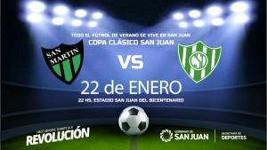 Comenzó la venta de entradas de la Copa Clásico San Juan