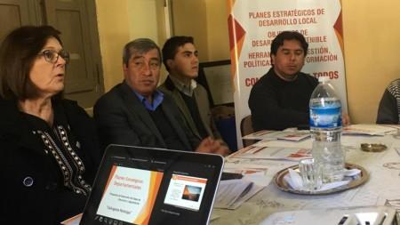 El CoPESJ participó de la primera reunión para el seguimiento del Plan Estratégico calingastino