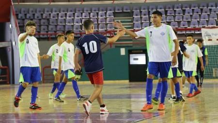 Confraternidad deportiva entre San Juan y San Luis
