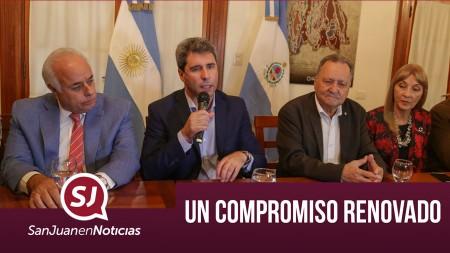 Un compromiso renovado   #SanJuanEnNoticias