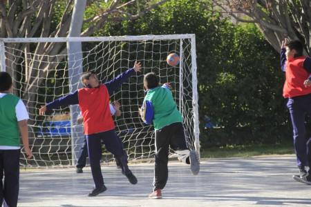 La Revolución Deportiva, presente en Albardón