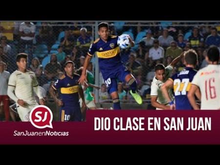 Dio clase en San Juan | #SanJuanEnNoticias